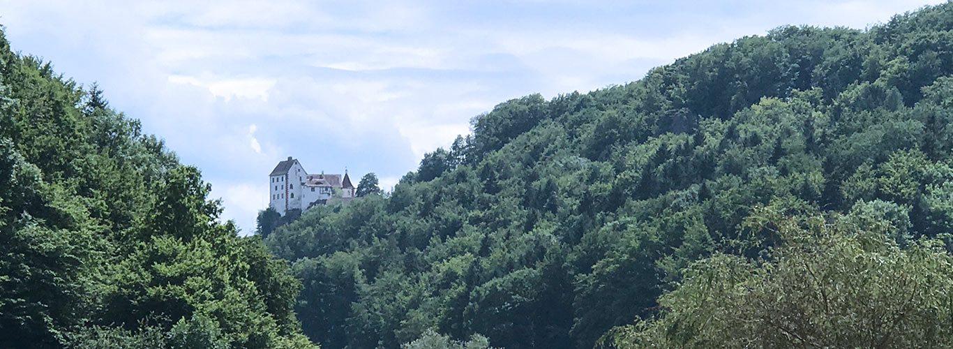 Burg Egloffstein, Gasthof Schlossblick, Schloßblick Mostviel