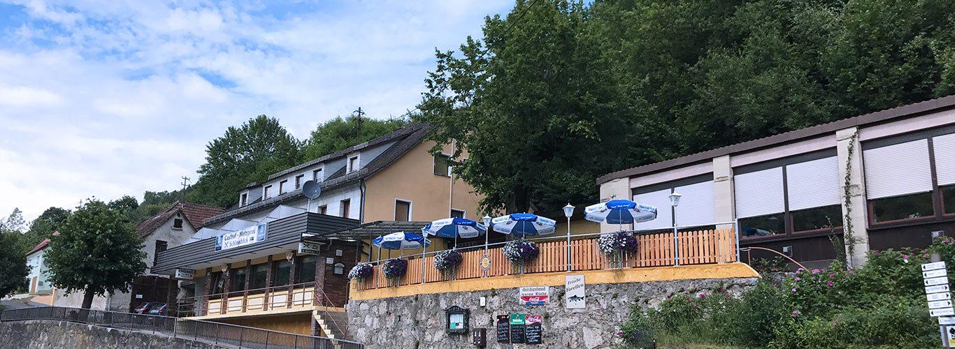 Gasthof Schlossblick Schloßblick Mostviel